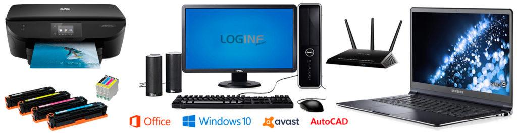 LOGINF-attrezzature-informatiche-maglie-galatina-corigliano